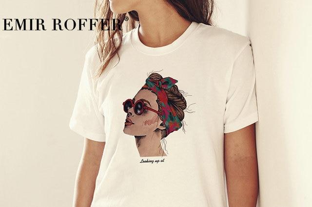 Dámske tričko s potlačou ženy – 4 varianty