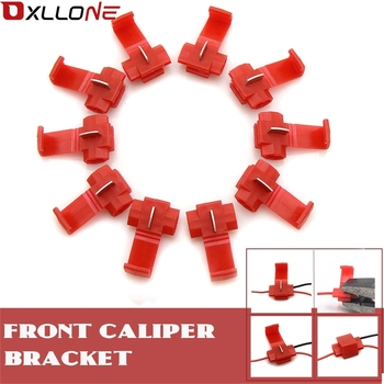 Terminals Wire Wiring Connector Cable Clamp Wire Stripping Wire Quick Connect Buckle Card free shipping image