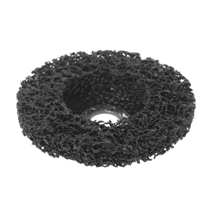 Image 2 - פולי רצועת דיסק גלגל צבע הסרת החלודה נקי להסיר עבור זווית מטחנות 100x16mm