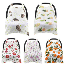 Breastfeeding Cover Baby Nursing Covers Mother Outdoor Car Seat Sunshade Safety Visor Sun Canopy Basket Carriage Cradle Cap