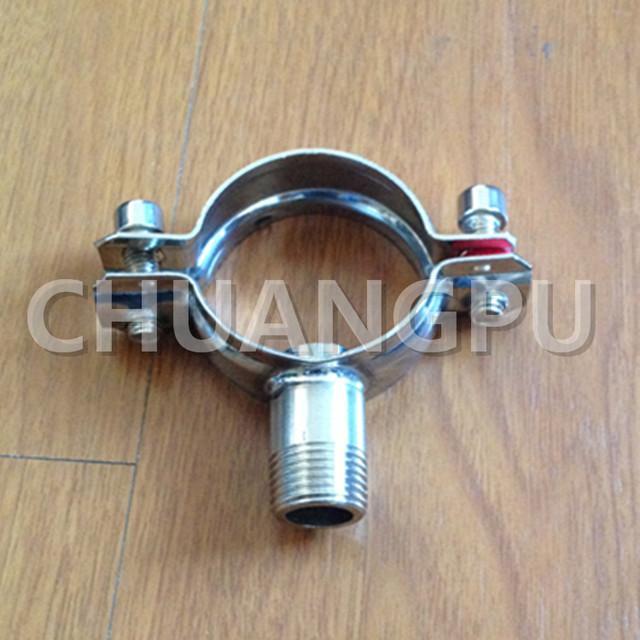 Robust Stainless Steel Clip,Clamp for Milking Parlor