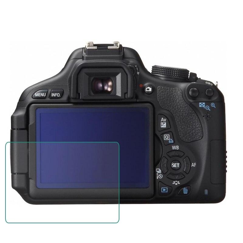 6x Canon EOS M Protector Pantalla Pelicula Protectora Transparente