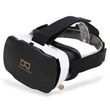 Vlitiที่สมจริงOP-001มิติเสมือนจริงVRแว่นตาชุดหูฟังส่วนตัวโรงละครสำหรับ4.7-5.8นิ้วมาร์ทโฟน