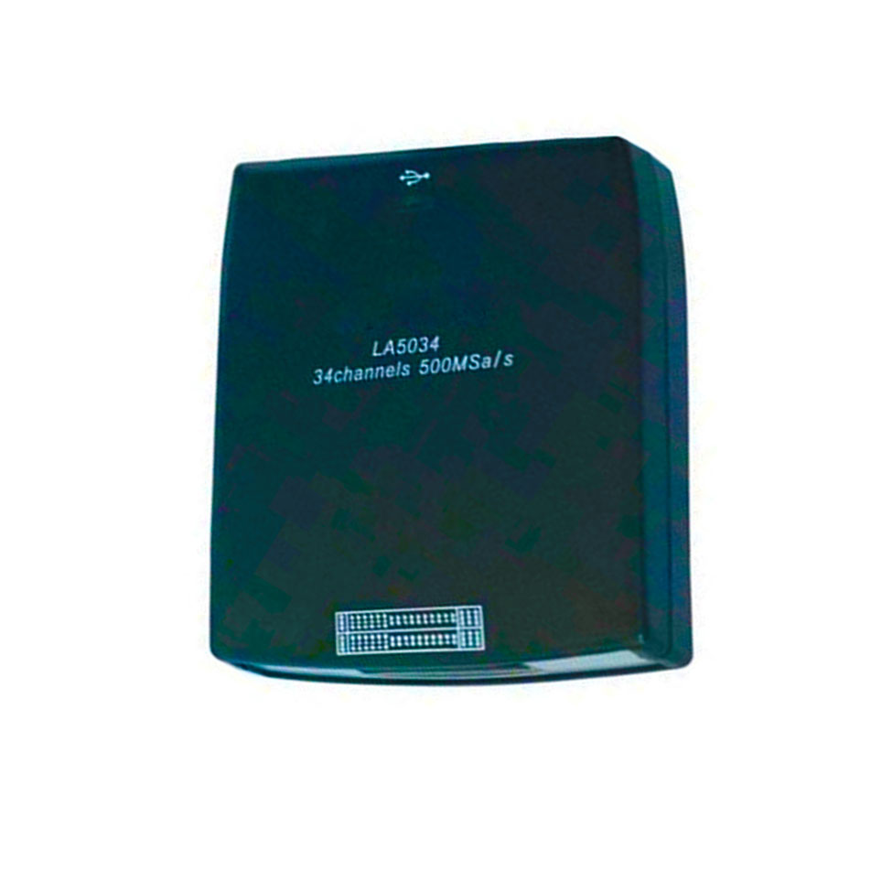 NEW Hantek LA5034 500MHz 34 Channel PC USB Logic Analyzer Oscilloscope Hantek LA 5034 1 Year warranty