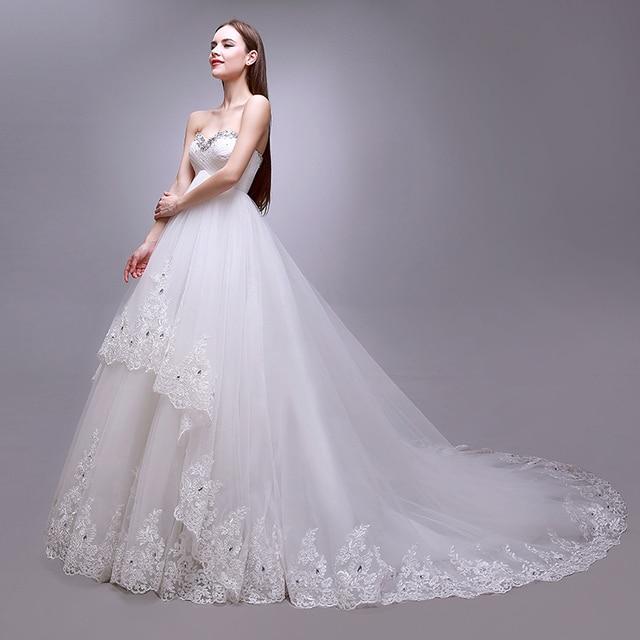 Plus Size Empire Waist Wedding Dress: Vintage Empire Waist Robe De Mariage Maternity Wedding