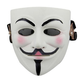 цена на V For Vendetta Full Face Airsoft Tactical Mask Mesh Skull Cosplay Hunting Accessories Military Wargame Paintball Army Masks