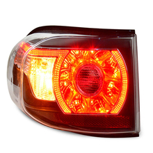 Car factory for Car Tail lamp for FJ Cruiser LED Taillight 2007-2015 FJ Cruiser Tail light with DRL+Reverse+Signal стоимость