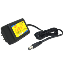 He dc7.2v 1a lead acid battery charger 6v smart auto charger solar battery charger for 6v 4ah 4.5ah 7ah 10ah 5.5x2.1mm