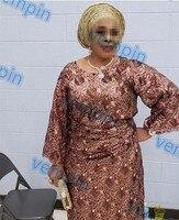 2019 африканский кружево с блестками ткани гипюр Французский Тюль кружевная ткань с пайетками высокого качества нигерийская кружевная ткань