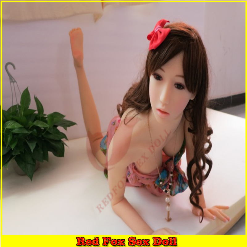 158CM Full Silicone Lifelike font b Sex b font font b Doll b font With New