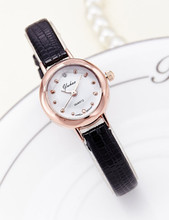 Новый 2017 браслет часы Для женщин Элитный бренд искусственная кожа кварцевые часы для женское Повседневное платье Наручные часы часов женский часы