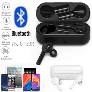 Original Hnawei Honor FlyPods Youth Version TWS Wireless Bluetooth Earphone With Mic Music Sport Fashion Touch Headset Handfree