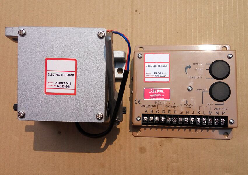 ADC225 + ESD5111ADC225 + ESD5111
