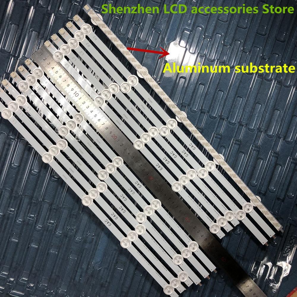 12piece/lot  100%NEW  FOR LG 50LN5400-CA  6916L-1276A  6916L-1273A  6916L-1272A 6916L-1241A SUNG WEI 55V0 E74739 94V-0 50 Inches