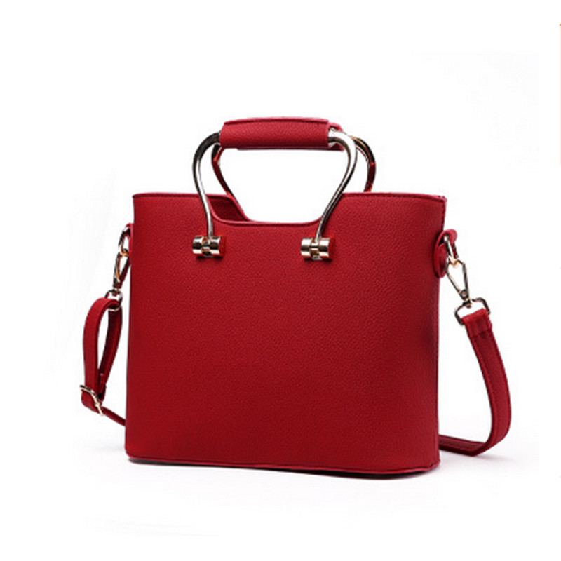 360620d43f ... cross body bags cheap. US  22.82. Fashion Candy Color Handbag Lady High  Quality Soft Leather Shoulder Bag Designer Luxury Brand Pack bayan