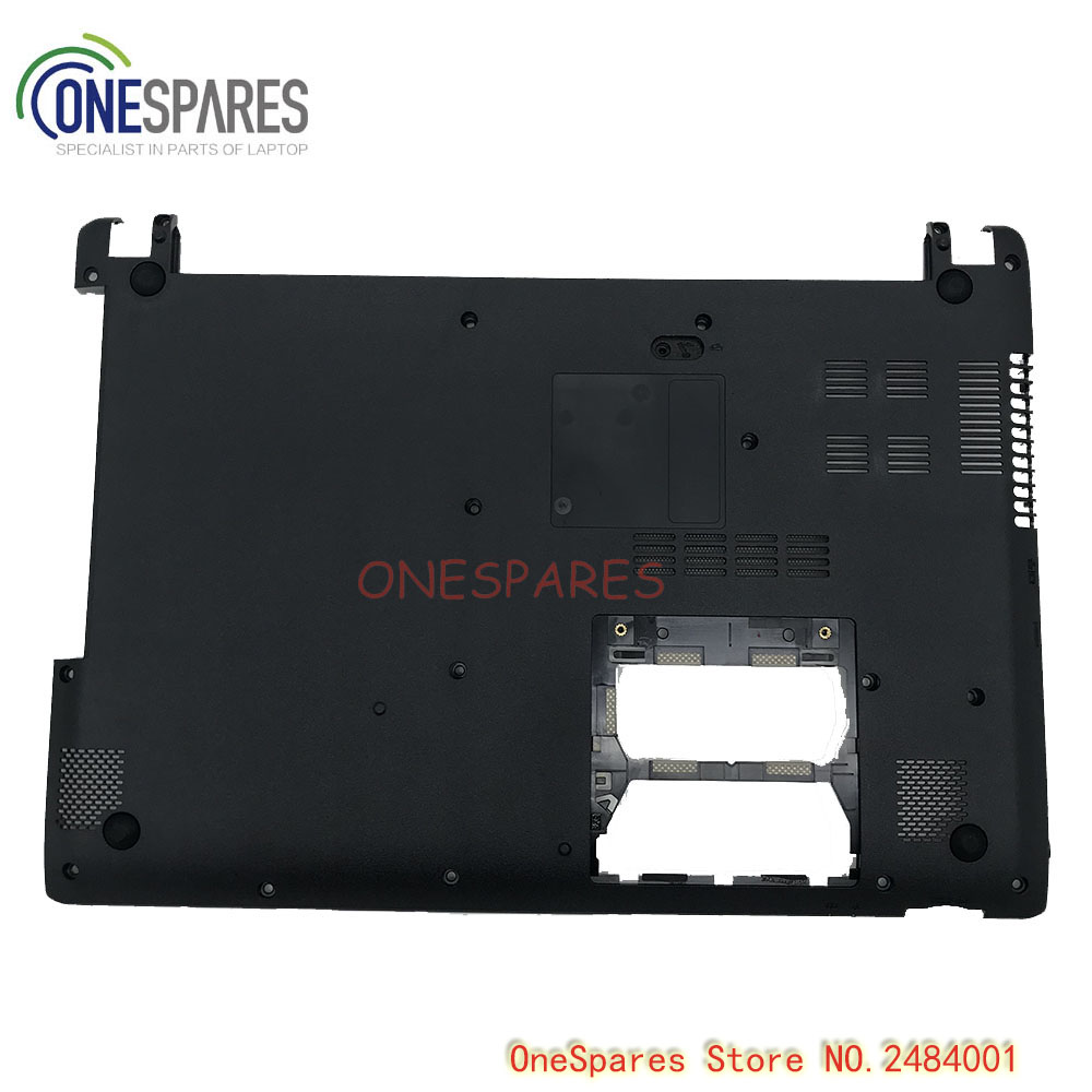 New Original Laptop Base Bottom Case Cover For Genuine Acer Aspire V5-472 V5-472G V5-473 Series Black TUA600113041 D Shell Top