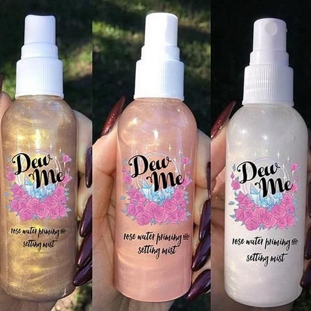 PHOERA Essence Spray Refreshing Moisturizing Primer Women Face Cosmetic Fresh Light Long Lasting Matte Finish Base Maquiagem 1