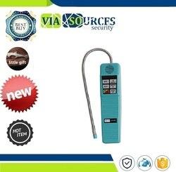 R134a R410a R22 R600a HVAC HLD-100 + 100% Originale Elitech Alogena tester di gas Refrigerante Alogene rilevatore di Perdite Rilevatore di Perdite Tester