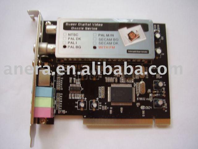 7130 TV TUNER PCI CARD DRIVER PC