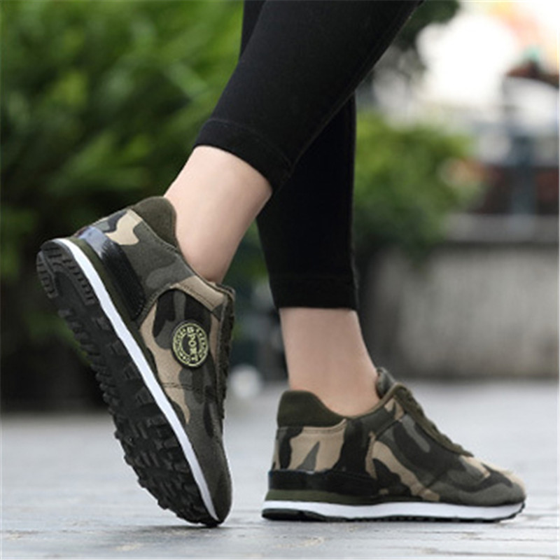Desert Digital Camouflage Canvas Cross-Trainers 4