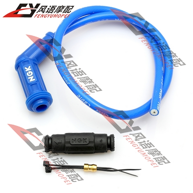 NGK Ignition Coil Spark Plug Iridium Power Cable Wires Cap Cover For on ngk plugs snowmobile, 240sx spark plug wires, ngk spark plugs product, ngk uk, ngk iridium spark plugs, bosch plug wires, toyota spark plug wires, clear spark plug wires, ngk plug cap chart, ngk switches, ngk spark plugs heat range, diy spark plug wires, ngk plug boots, ngk racing spark plugs,