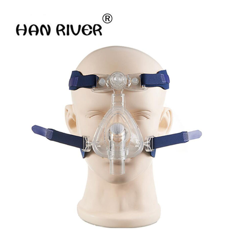 2017 high quality ventilator nose mask for all-purpose sleep apnea with head and home breathing machine accessories cashel crusader fly mask with long nose all sizes
