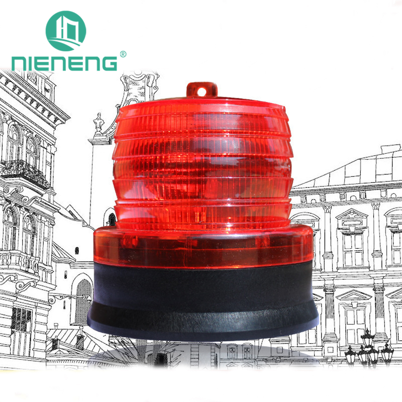 Nieneng Solar Powered Traffic LED Safety Signal Beacon Alarm Light Magnet Emergency Strobe Light Green Led Indicator ICD90073 led electronic traffic lane control signal traffic lane indicator light with red cross