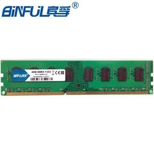 Image 1 - PC Memory RAM Memoria Module Computer Desktop 2GB PC3 DDR3 12800 10600 1333MHZ 1600MHZ 2G 1333 1600 RAM