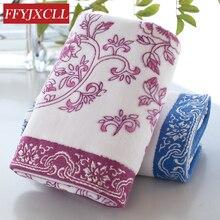 4pcs/lot 34*76cm 115g 100%cotton Face Towel Blue and white porcelain Floral Bath Towel Sports Towel Gym Camping Towel floral pattern face bath towel 100