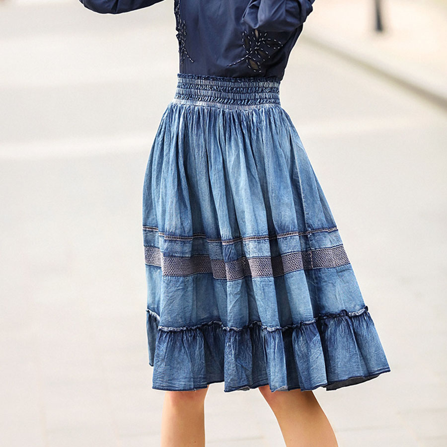 Online Buy Wholesale cute denim skirts from China cute denim ...