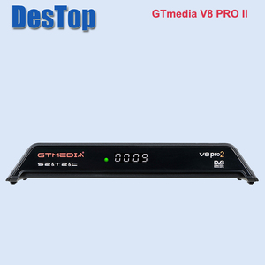 Image 4 - stock now Gtmedia V8 Pro2 DVB S/S2/S2X,DVB+T/T2/Cable(J83.A/B/C)/ISDBT bulit in WIFI Support Full PowerVu, DRE &Biss key