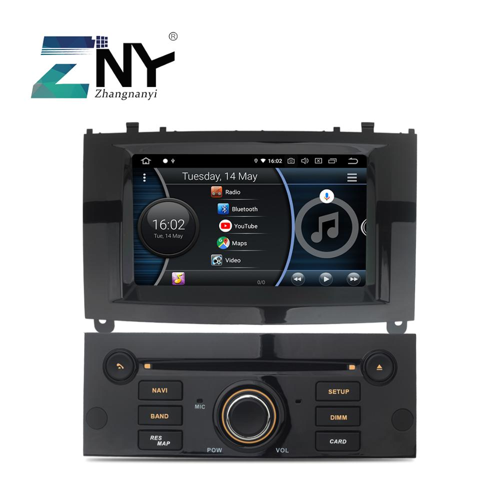 7 IPS Android 9.0 Car DVD Auto Radio For PEUGEOT 407 2004-2010 Single Din GPS Navigation FM RDS Audio Video Stereo Gift Camera7 IPS Android 9.0 Car DVD Auto Radio For PEUGEOT 407 2004-2010 Single Din GPS Navigation FM RDS Audio Video Stereo Gift Camera