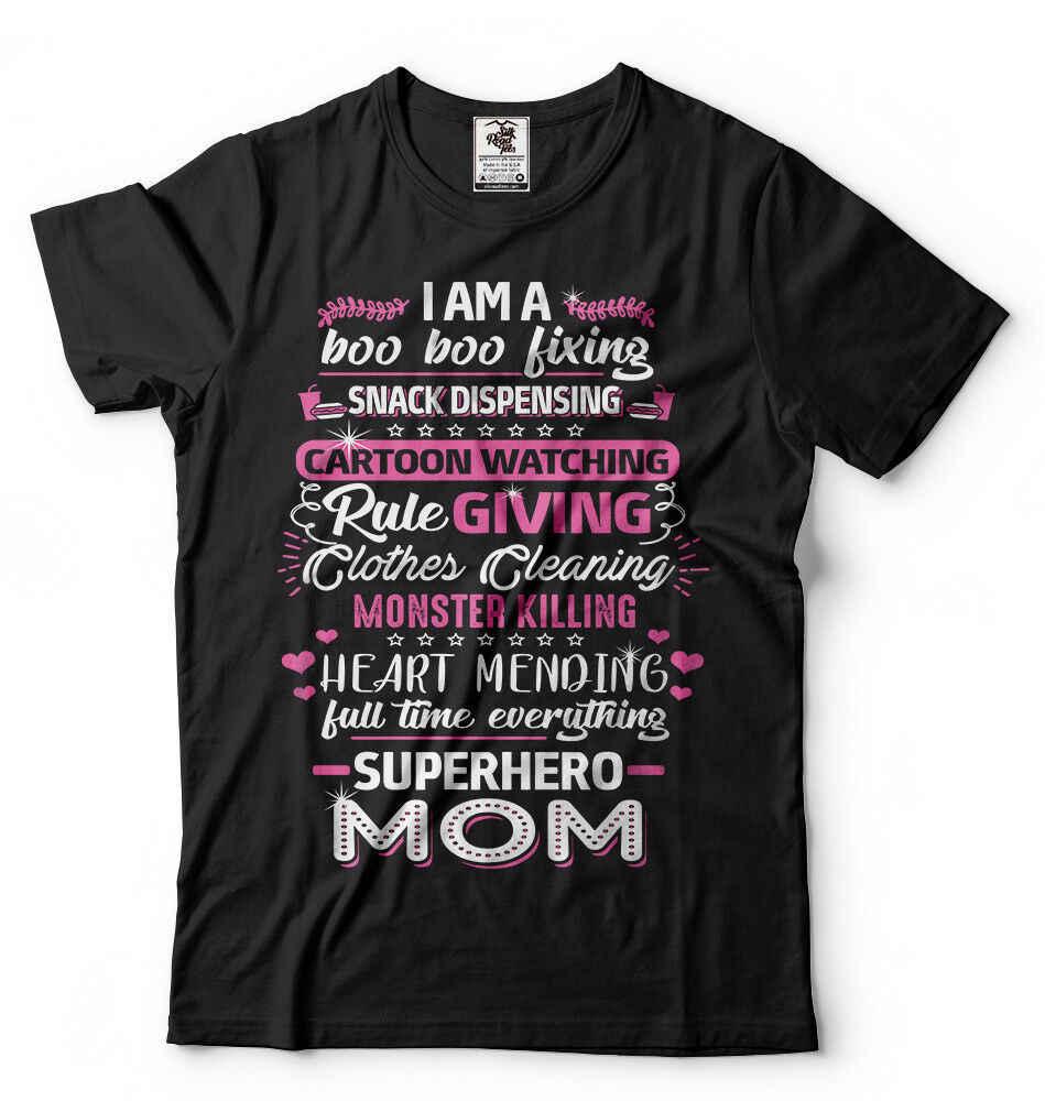 גיבור אמא אמא של יום מתנה חולצה מתנה לאמא מתנה ייחודית עבור אמהות יום