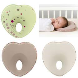 Поддержка головы младенца в форме подголовника для сна позиционер Анти-ролл Подушка для кормления ребенка подушка для предотвращения