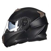 Nuovo GXT inverno Modulare moto rcucle casco Vcoros Anti-fog visiera di Sun di Vibrazione up Da Corsa moto rbike uomini casco fronte pieno moto casco