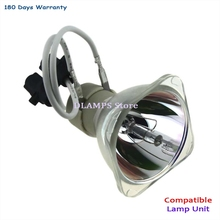 Free Shipping 330-6581 / 725-10229 Projector Bare bulb Lamp  For DELL 1510X 1610X 1610HD projectors with 180 days warranty