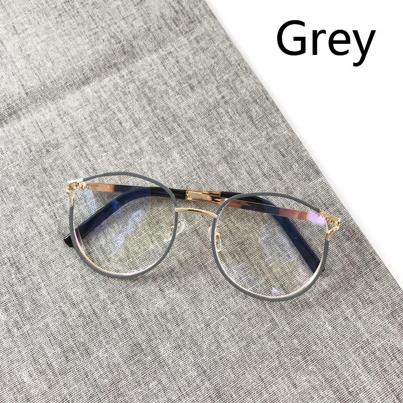 0ee5d9cbd19dc Detail Feedback Questions about Sexy Women Round Style Glasses Fashion  Eyeglasses Frame Women Men Clear Lens Eyewear oculos de sol on  Aliexpress.com ...