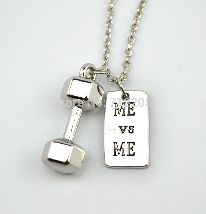 necklace image men necklaces gym jewelry pendant sports fitness muscle products for product