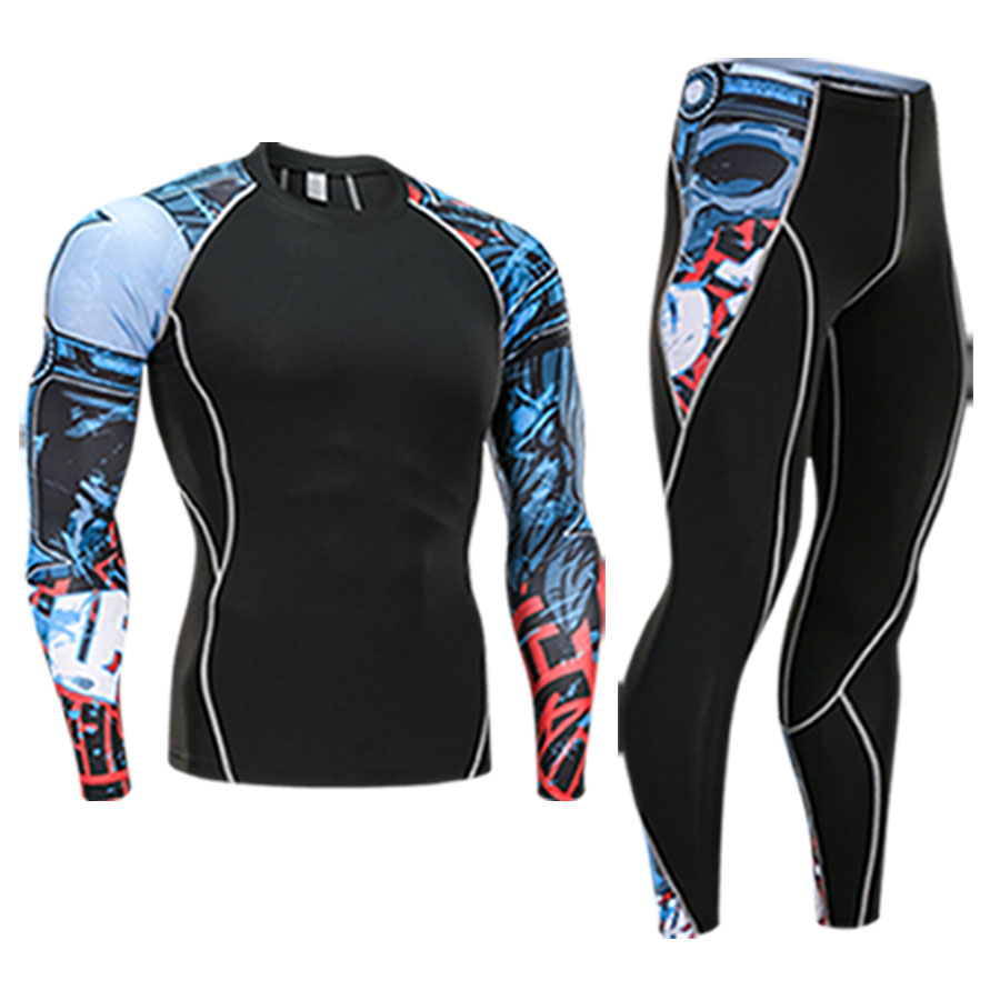 Compression Thermal Suit 3