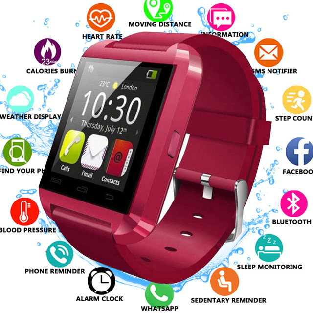 top 10 most popular i one u8 smartwatch ideas and get free shipping