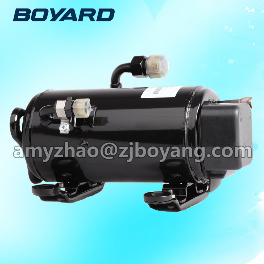 BOYARD 12V DC compressor for dc inverter air conditioner boyard 12v compressor r134a for portable 12v air conditioner unit