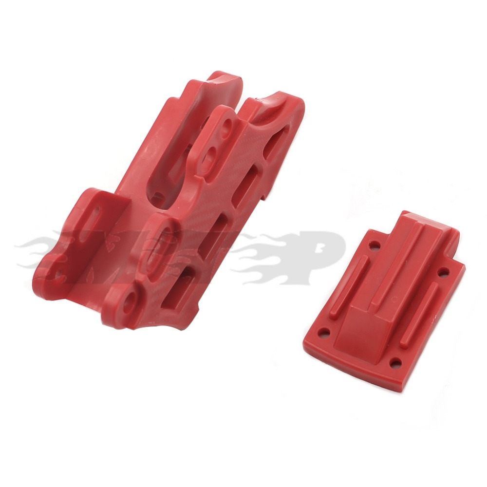 Buy Motorcycle Chain Guide Guard Block Slider For Crf250x Wiring Harness Honda Crf 250 450 Crf250r Crf450r Crf450x 2007 2017 Dirt Bike Motocross From
