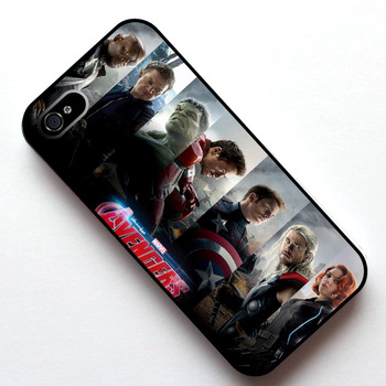 The Avengers 2 Age Of Ultron Marvel Movie-03 Case Cover, Case  for Apple Iphone 4s 5 5s SE 5c 6 6s 6plus 6s plus marvel glass iphone case