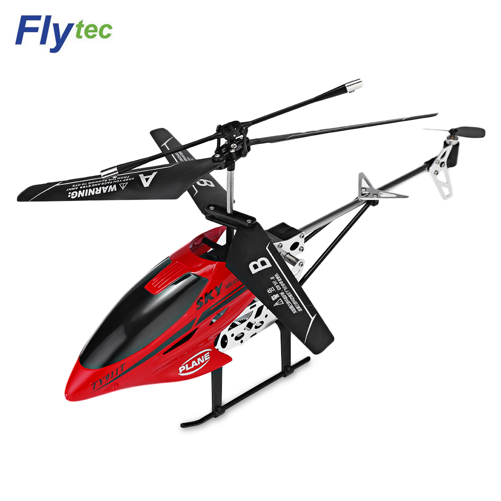 flytec ty911t 3 5 channel rc helicopters metal infrared. Black Bedroom Furniture Sets. Home Design Ideas