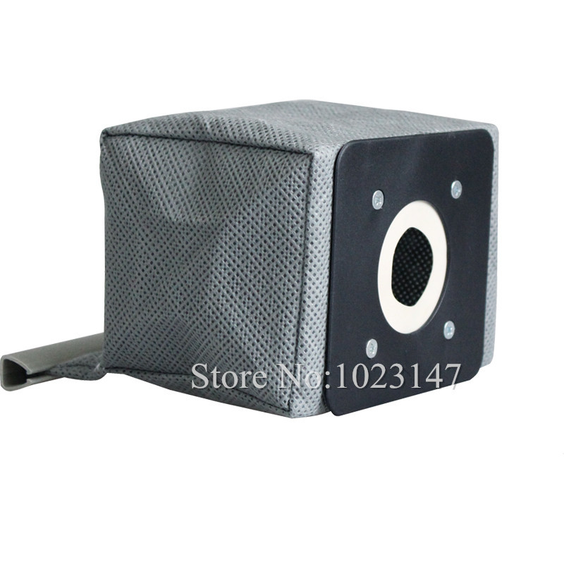 2 pieces/lot Vacuum Cleaner Cloth Bags Dust Bag non-woven bag Filter Bag Replacement for samsung SC6940,5155,5150,5138,5135 защитное стекло interstep 3d glass для apple iphone 7 8 plus белая рамка