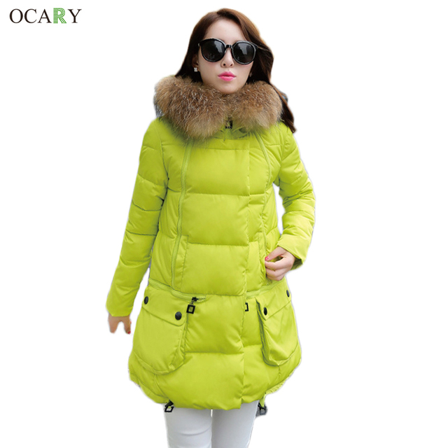 Aliexpress.com : Buy Plus Size Women Winter Jackets And Coats Warm ...