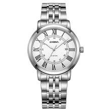 CASIMA Марка Часы Мужчины Кварцевые Часы Мода Повседневная мужские часы водонепроницаемый 50 м Наручные часы #5128