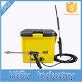Hf-zm01 new dc12v 28l de alta pressão máquina de lavar carro portátil power lavador de carro sem bateria de lítio