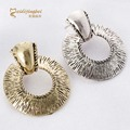 Classic vintage female earrings antique bronze/silver plated stud earrings women zinc alloy jewelry pendientes mujer MDJB181