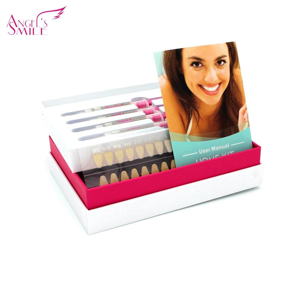 Angel Smile Teeth Whitening Kit 18 Peroxide Gel Wedding Bride Kit Dental font b Health b